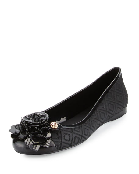 Tory Burch Blossom ballerinas sale official 6obts
