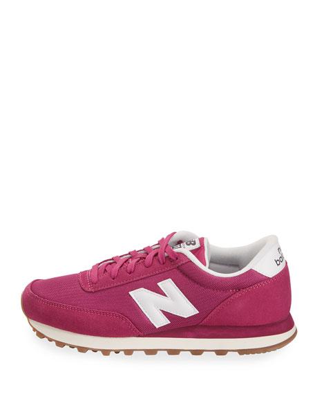 501 Mesh Low-Top Sneaker, Pink