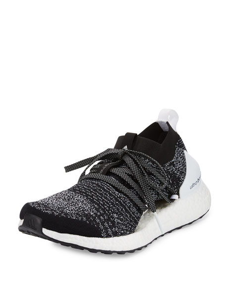 adidas by Stella McCartney Black UltraBOOST X Sneakers Mki5V