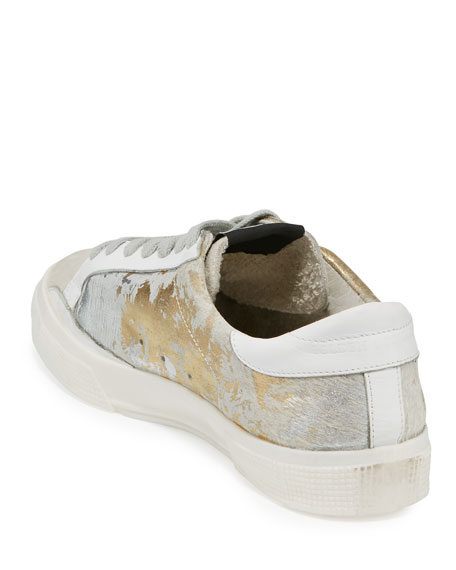 May Star Low-Top Sneaker, Taupe