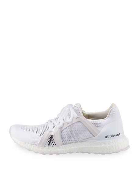 Ultraboost Knit Trainer Sneaker, White