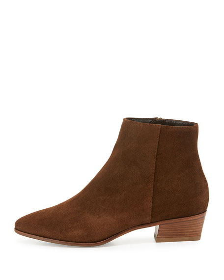 40MM FIRE SUEDE ANKLE BOOT