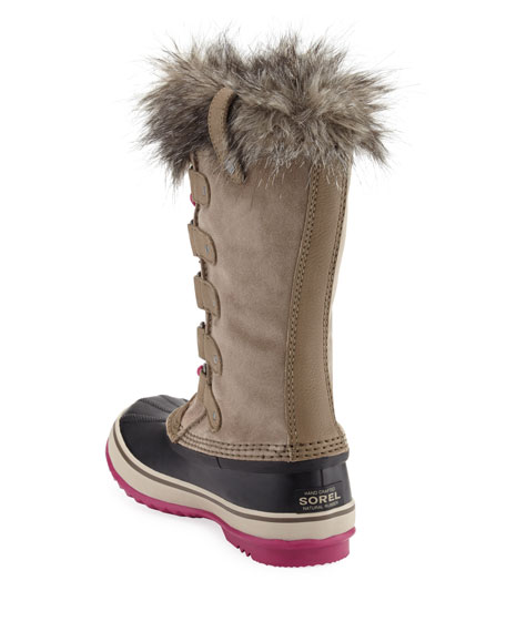 Joan of Arctic™ Faux-Fur-Trim Boot