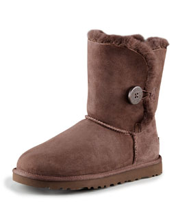 UGG Australia Short Bailey Button Boot