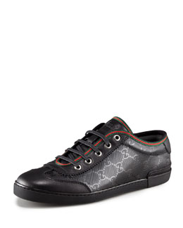 Gucci Barcelona Lace-Up Sneaker