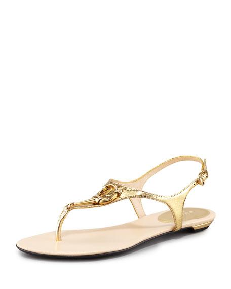 Bit Flat Thong Sandal