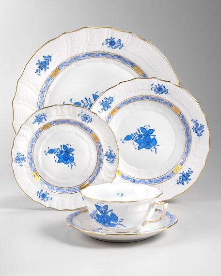 Chinese Bouquet Rim Soup Bowl