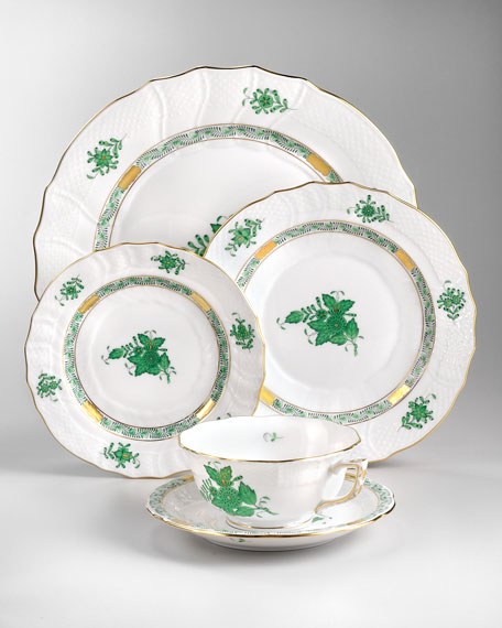 Chinese Bouquet Saucer