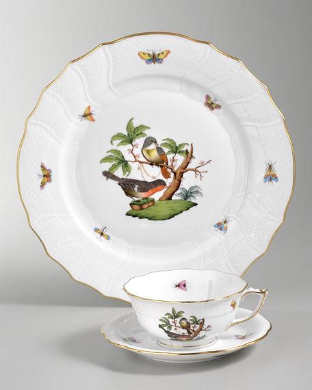 Rothschild Bird Salad Plate #2