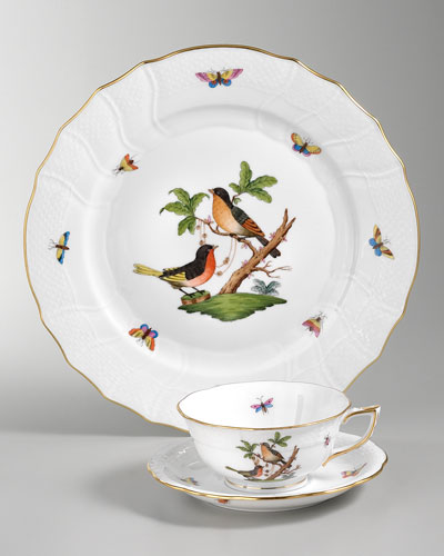 Rothschild Bird Dinnerware