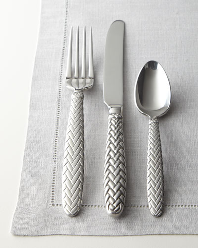 Lauren Ralph Lauren Five-Piece Equestrian Braid Flatware Place Setting