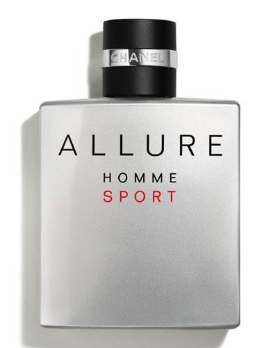 <b>ALLURE HOMME SPORT</b><br> Eau de Toilette Spray