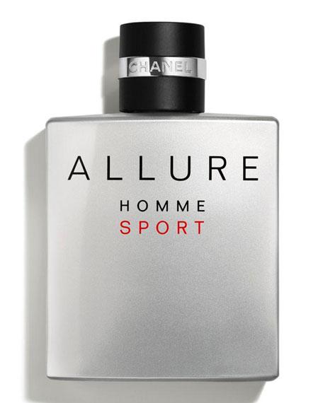 <b>ALLURE HOMME SPORT</b><br> Eau de Toilette Spray 1.7 oz./ 50 mL