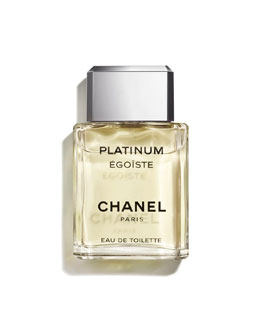 CHANEL PLATINUM ÉGOÏSTE EAU DE TOILETTE SPRAY