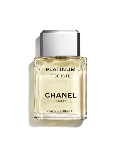 <b>PLATINUM &#201;GO&#207;STE </b><br> Eau de Toilette Spray