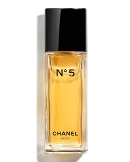 CHANEL N°5 EAU DE TOILETTE SPRAY