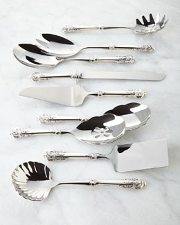 "Wallace ""Grande Baroque"" Sterling Servers"