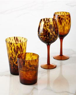 Tortoise Glassware