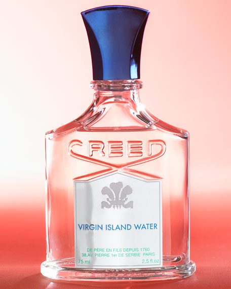 Virgin Island Water, 4.1 oz./ 120 mL