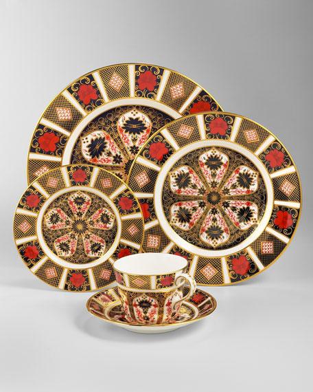 Old Imari Salad Plate