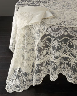Chantilly Lace Table Linens
