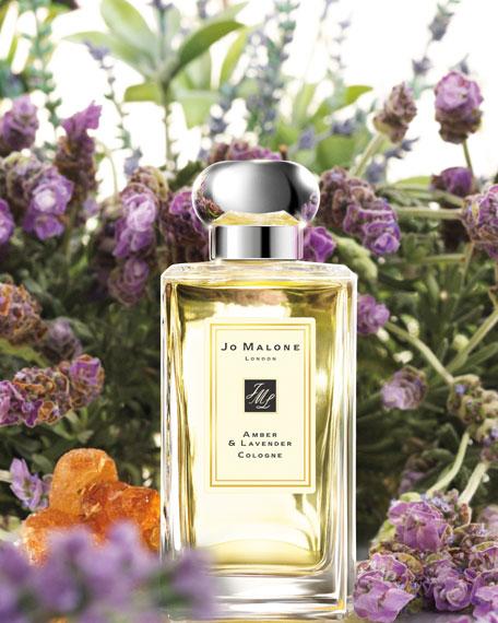 Amber & Lavender Cologne, 1.0 oz./ 30 mL