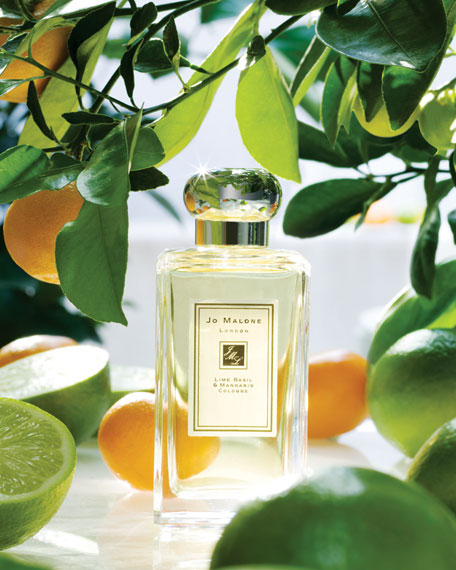 Lime Basil & Mandarin Cologne, 3.4 oz./ 100 mL