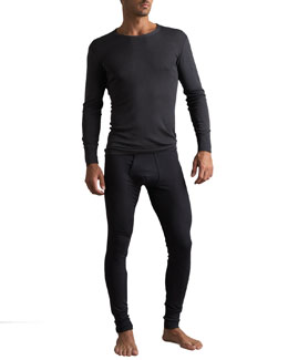 Hanro Woolen Silk Thermal Shirt & Pants