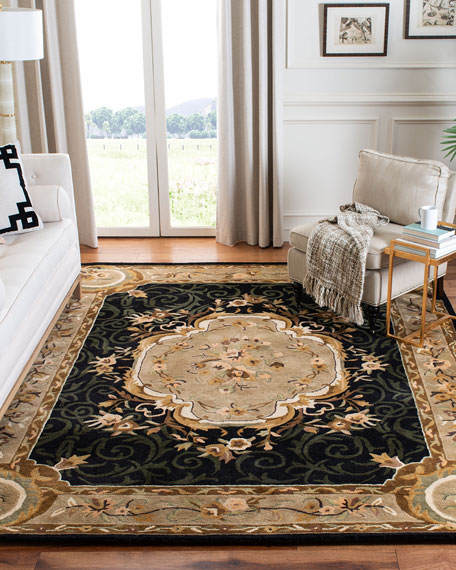 Safavieh Aubusson Night Rug, 3' x 5'