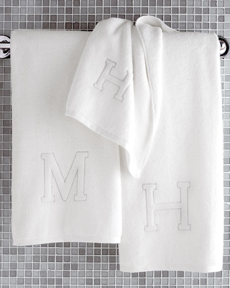 Monogram Towels For Bathroom: John Robshaw Alabat Beach Towel