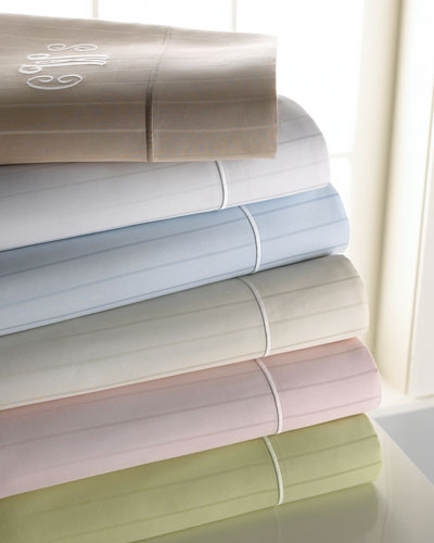 SFERRA Marcus Collection Striped Sheet Sets