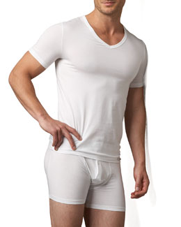 Hanro Cotton Sensation Tee & Briefs