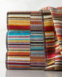 Missoni Home Collection Jazz Bath Towels