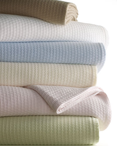 "SFERRA Marcus Collection ""Tara"" Blankets"