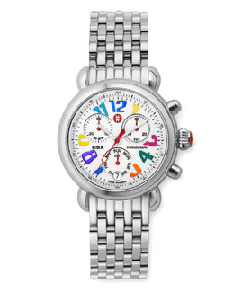 MICHELE CSX Carousel Watch