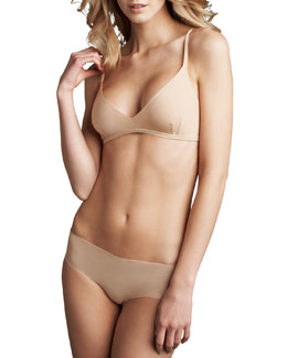 Cosabella Aire Soft Bra & Low-Rise Hotpants