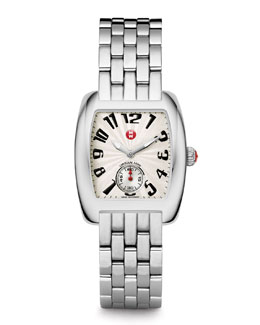 MICHELE Mini Urban Stainless Watch