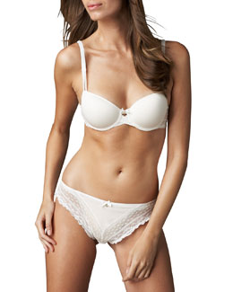 Chantelle C Paris Padded Bra & Thong