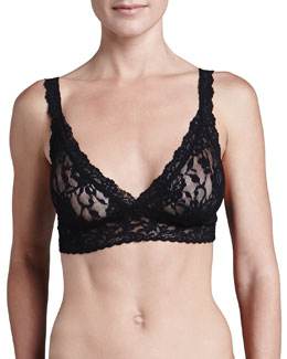 Hanky Panky Signature Lace Bralette & Stretch Lace Thong