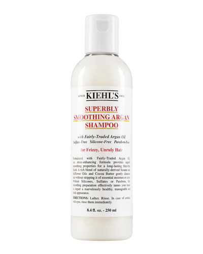 Superbly Smoothing Argan Shampoo