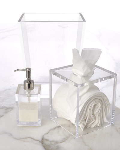 """Solid Ice"" Vanity Accessories"