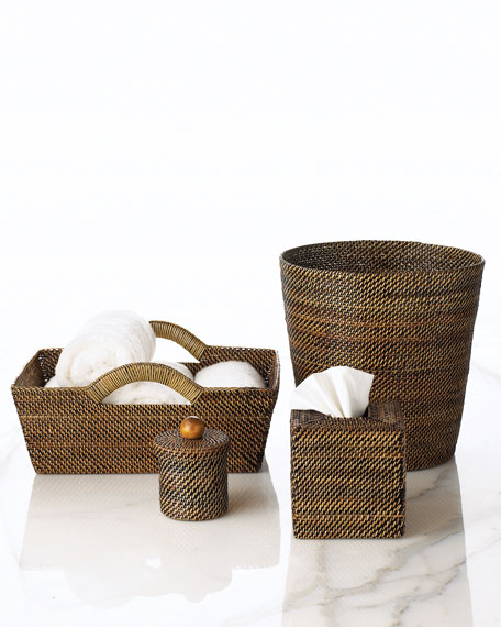 Calaisio Woven Round Container