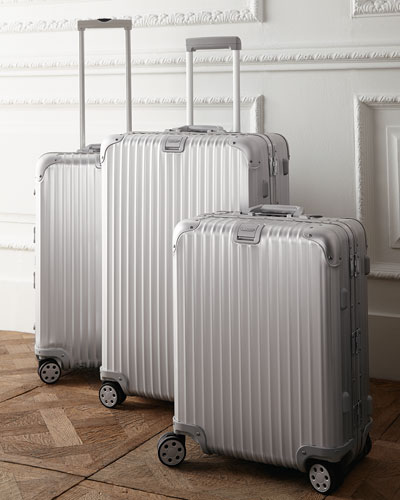 "Rimowa North America ""Topas"" Collection Luggage"