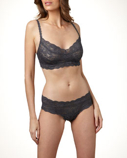 Cosabella Never Say Never Sweetie Soft Bra & Hottie Hotpants
