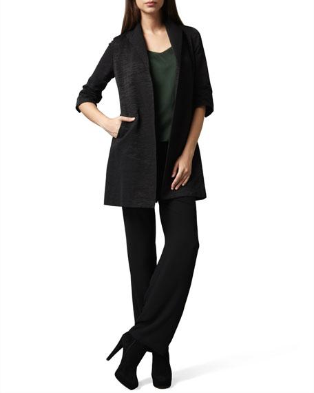 High-Collar Jacket, Women's