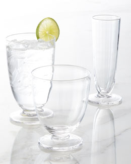 "Simon Pearce ""Barre"" Glassware"