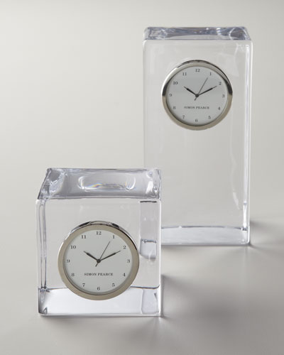 """Woodbury"" Clocks"
