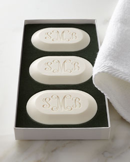 Carved Solutions Personalized Eco Luxury Soaps