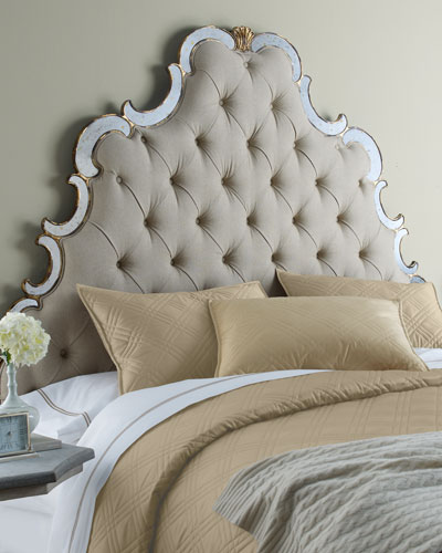 """Bristol"" Tufted Headboard"