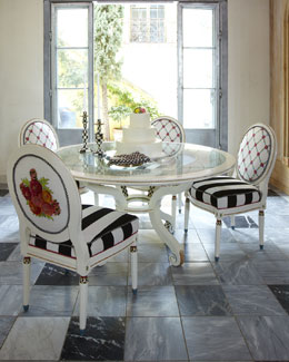 MacKenzie-Childs Merrifield Dining Furniture
